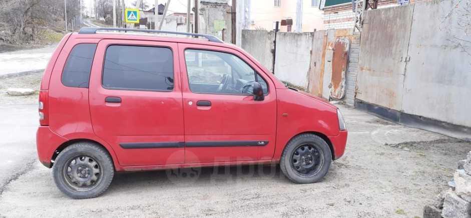 Suzuki Wagon R Plus, 2002 год, 160 000 руб.