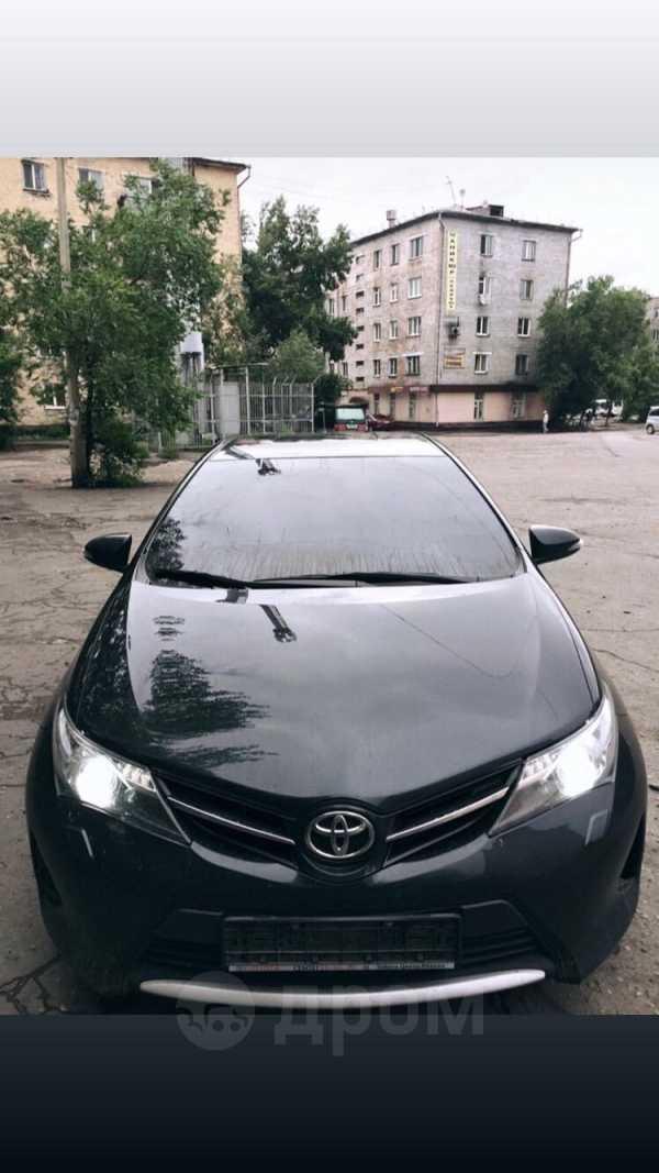 Toyota Auris, 2013 год, 650 000 руб.