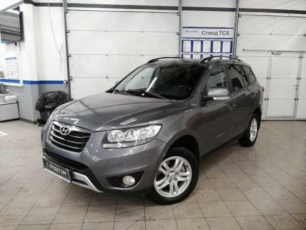 Hyundai Santa Fe, 2012 год, 849 800 руб.