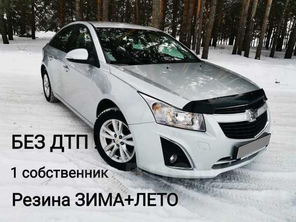 Chevrolet Cruze, 2014 год, 529 000 руб.
