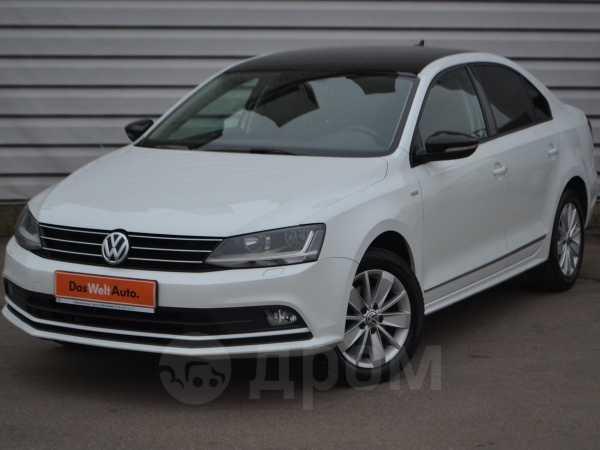 Volkswagen Jetta, 2017 год, 710 000 руб.