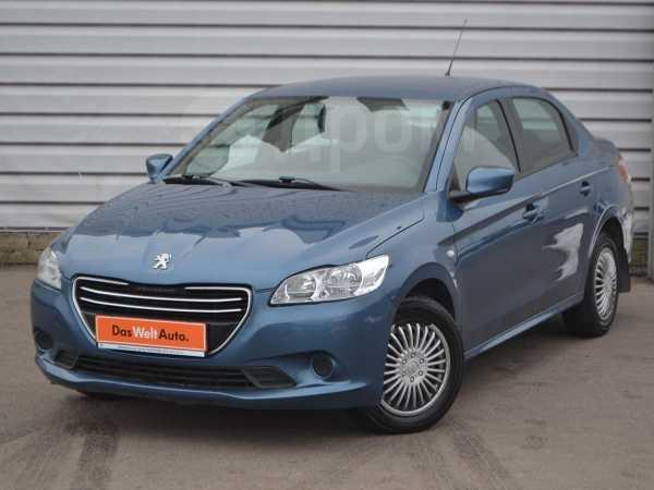 Peugeot 301, 2013 год, 344 000 руб.