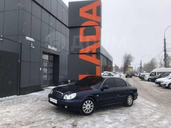 Hyundai Sonata, 2008 год, 259 000 руб.