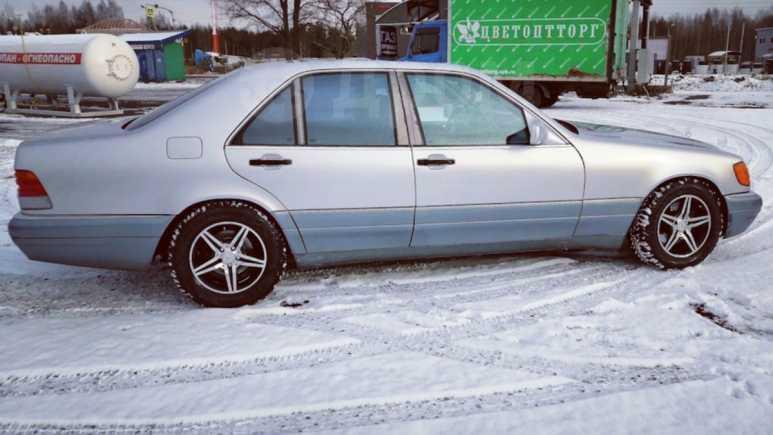 Mercedes-Benz S-Class, 1995 год, 395 000 руб.