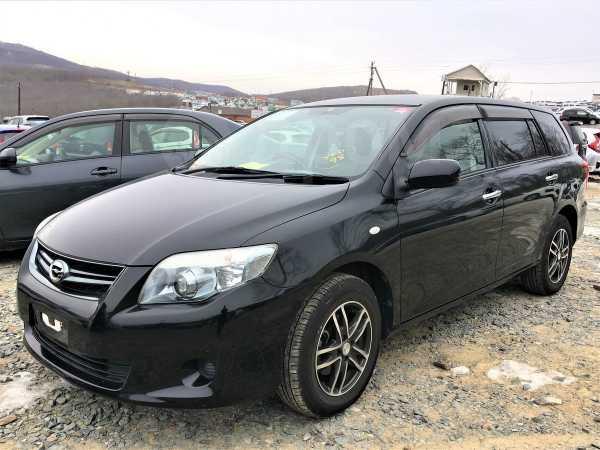 Toyota Corolla Fielder, 2010 год, 605 000 руб.
