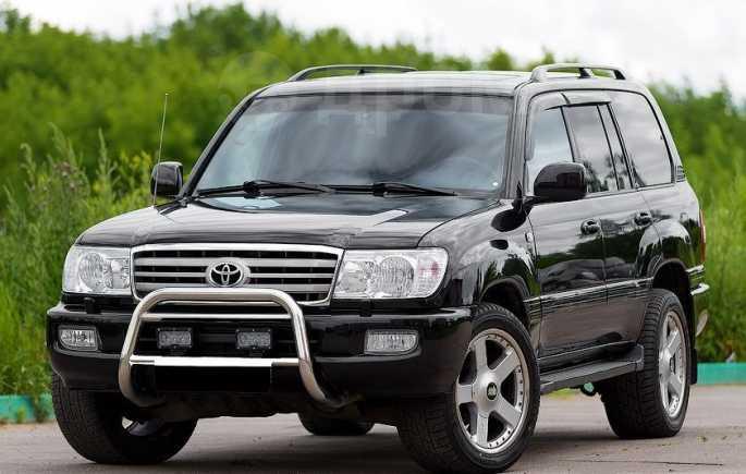 Toyota Land Cruiser, 2004 год, 1 230 000 руб.