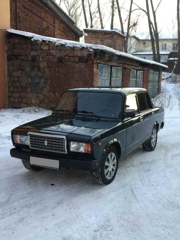 Лада 2107, 2008 год, 129 000 руб.