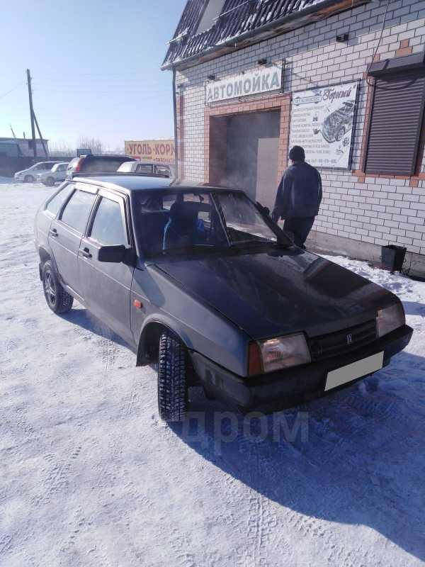 Лада 2109, 1994 год, 43 000 руб.