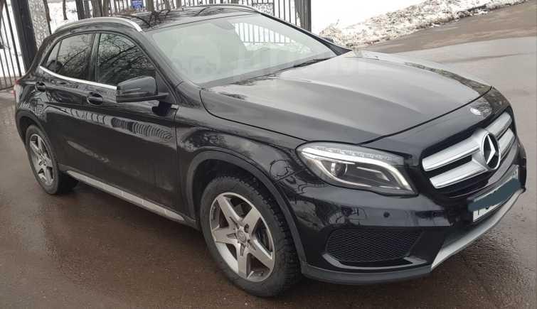 Mercedes-Benz GLA-Class, 2015 год, 1 400 000 руб.