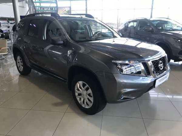 Nissan Terrano, 2019 год, 1 124 000 руб.