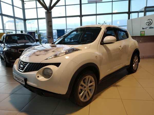 Nissan Juke, 2012 год, 539 000 руб.