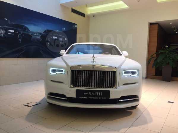 Rolls-Royce Wraith, 2019 год, 22 500 000 руб.