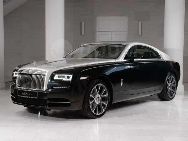 Rolls-Royce Wraith, 2019 год, 21 000 000 руб.