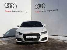 Москва Audi TT 2016