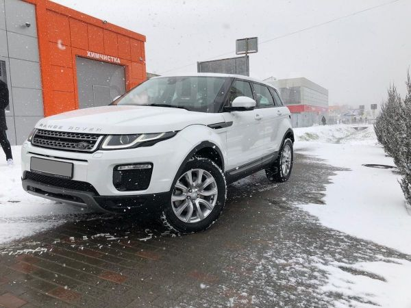 Land Rover Range Rover Evoque, 2018 год, 2 200 000 руб.