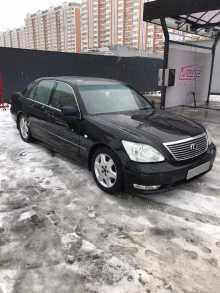 Москва LS430 2003
