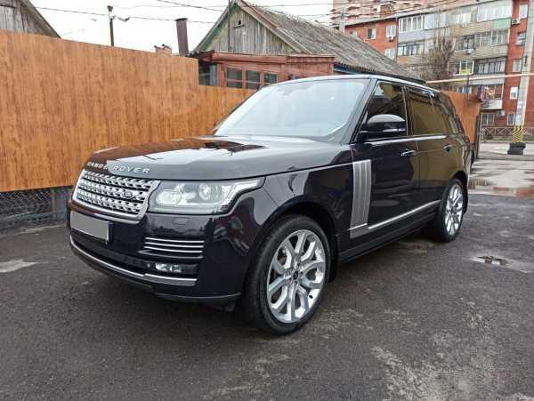 Land Rover Range Rover, 2014 год, 2 600 000 руб.