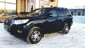 Нефтеюганск Land Cruiser Prado