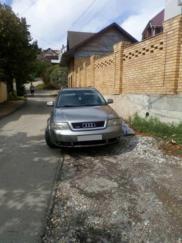 Audi A6 allroad quattro, 2003 год, 355 000 руб.