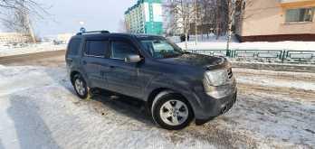 Нижневартовск Pilot 2012
