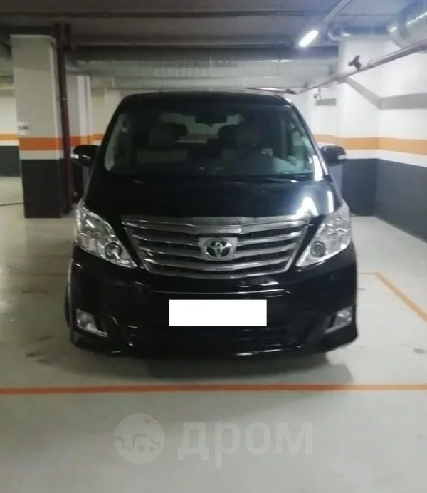 Toyota Alphard, 2013 год, 1 325 000 руб.