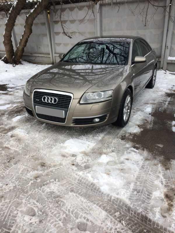 Audi A6, 2007 год, 430 000 руб.