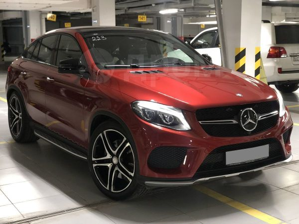 Mercedes-Benz GLE Coupe, 2015 год, 3 800 000 руб.