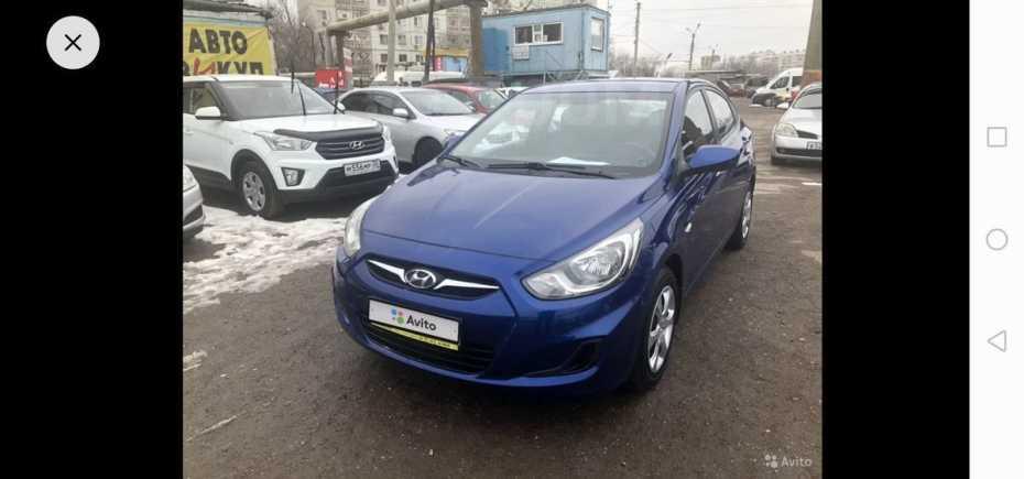 Hyundai Solaris, 2011 год, 389 900 руб.