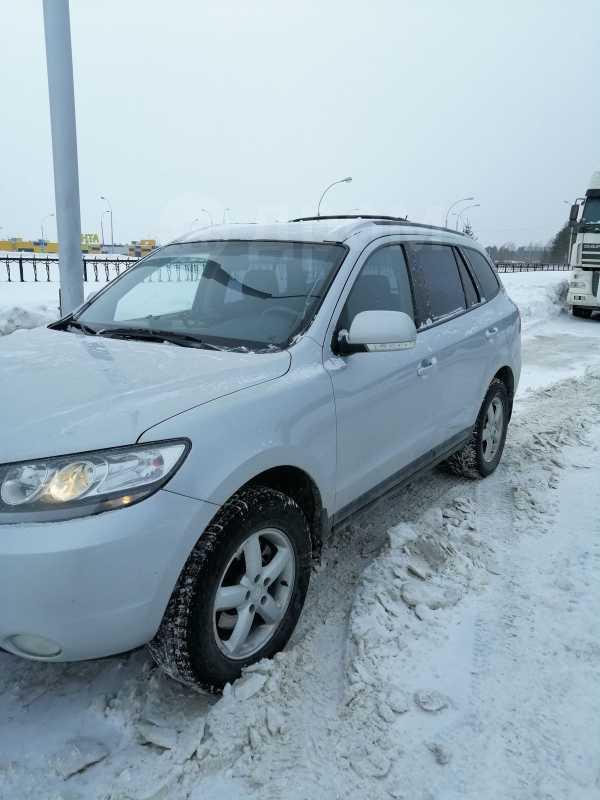 Hyundai Santa Fe, 2008 год, 645 000 руб.