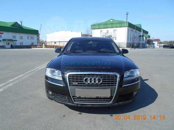 Audi A8, 2005 год, 350 000 руб.