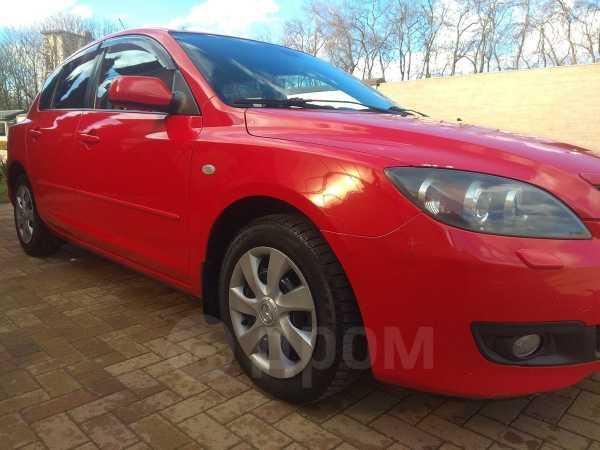 Mazda Mazda3, 2008 год, 440 000 руб.