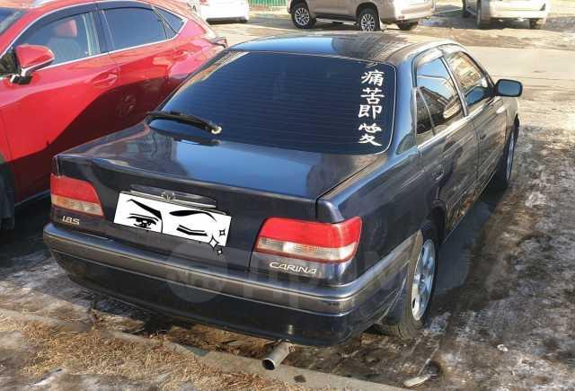 Toyota Carina, 1996 год, 205 000 руб.