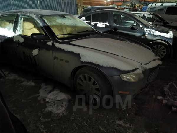 Maserati Quattroporte, 2006 год, 1 400 000 руб.
