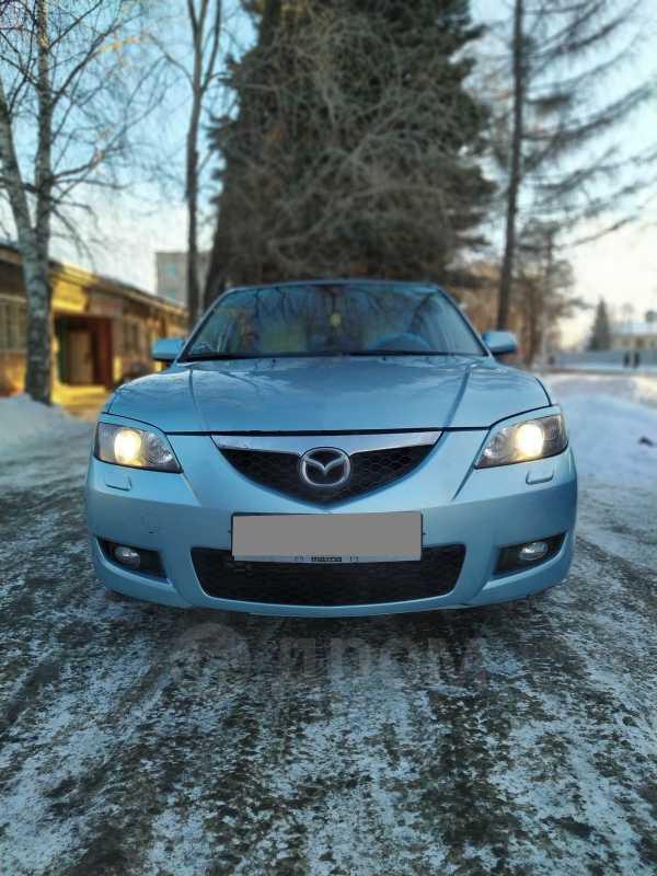 Mazda Mazda3, 2006 год, 280 000 руб.