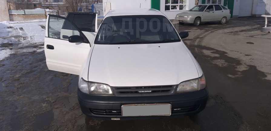 Toyota Caldina, 2001 год, 186 000 руб.