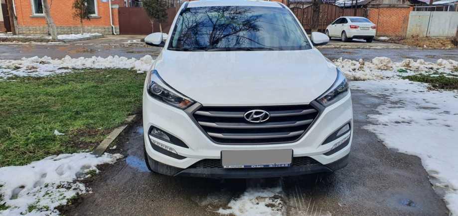 Hyundai Tucson, 2016 год, 1 290 000 руб.
