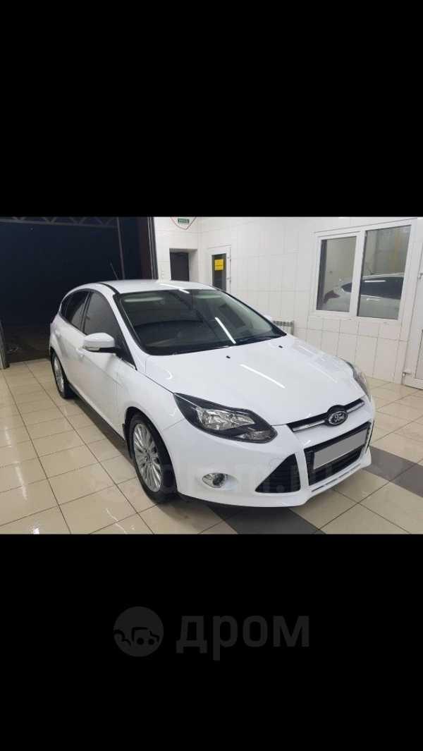 Ford Focus, 2013 год, 599 000 руб.