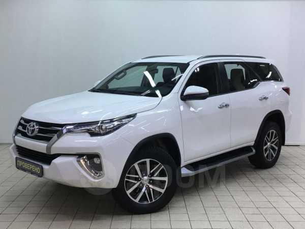 Toyota Fortuner, 2017 год, 2 099 000 руб.