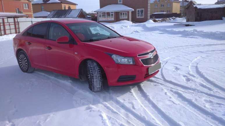 Chevrolet Cruze, 2012 год, 398 000 руб.