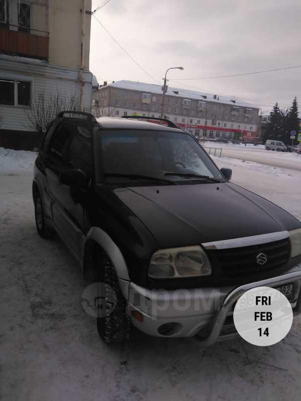Suzuki Grand Vitara, 2003 год, 350 000 руб.