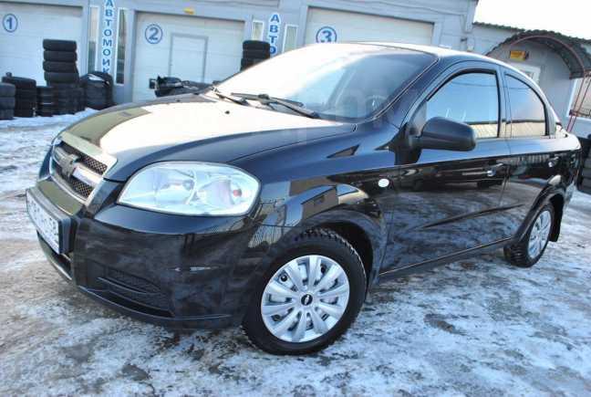 Chevrolet Aveo, 2011 год, 323 000 руб.