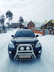 Миасс Land Cruiser Prado