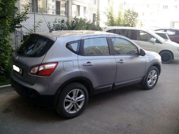 Nissan Qashqai, 2011 год, 655 000 руб.