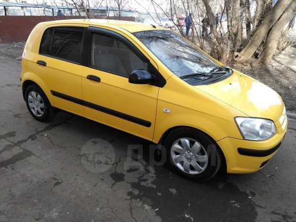Hyundai Getz, 2004 год, 195 000 руб.