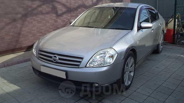 Nissan Teana, 2003 год, 290 000 руб.