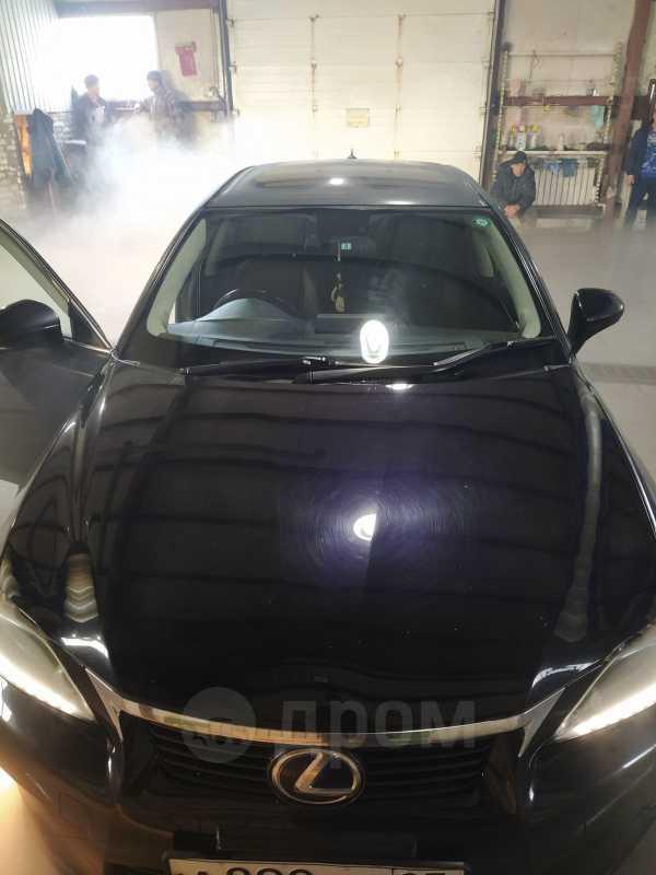 Lexus CT200h, 2011 год, 950 000 руб.