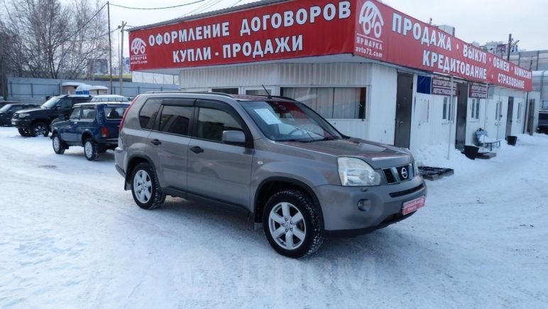Nissan X-Trail, 2007 год, 633 000 руб.