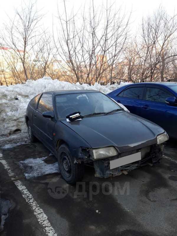 Honda CR-X, 1989 год, 110 000 руб.