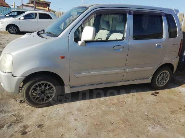 Suzuki Wagon R Plus, 1999 год, 120 000 руб.