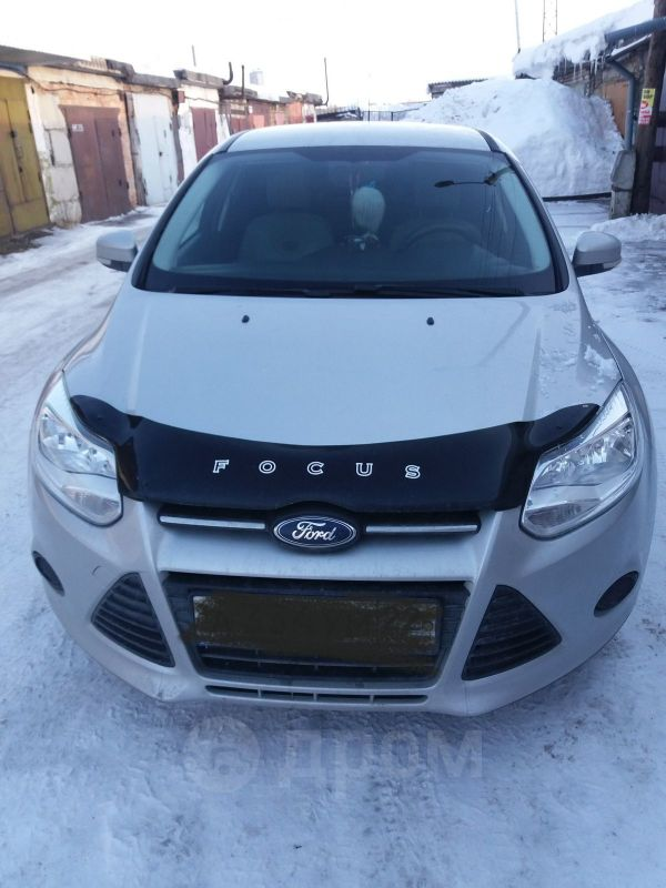 Ford Focus, 2013 год, 540 000 руб.